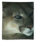 Cougar-7688 Fleece Blanket