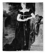 Countess Marie L Fleece Blanket