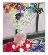Country Comfort - Photopower 457 Fleece Blanket
