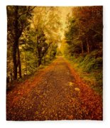 Country Lane V2 Fleece Blanket