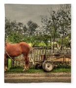 Country Life Fleece Blanket
