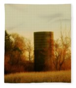 Country Morning Fleece Blanket