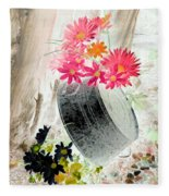 Country Summer - Photopower 1502 Fleece Blanket