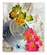 Country Summer - Photopower 1509 Fleece Blanket