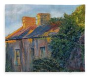 County Clare Late Afternoon Fleece Blanket