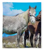 Tenderness Fleece Blanket
