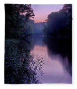 Coutois Creek Fleece Blanket