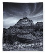 Coyote Buttes Cloud Explosion Fleece Blanket