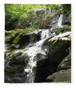Crabtree Waterfall  Fleece Blanket