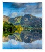 Craf Nant Lake Fleece Blanket