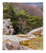 Craigs Of The Mountain Fleece Blanket