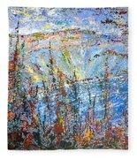 Crater Lake - 1997 Fleece Blanket