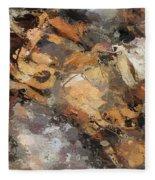 Crawfish Fleece Blanket