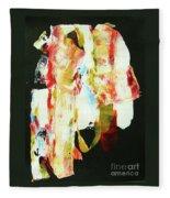 Crazy Horse  An American Hero Fleece Blanket