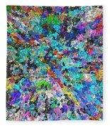 Creative Colors #3 Fleece Blanket