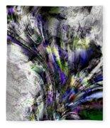 Creative Flow Fleece Blanket