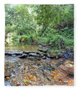 Creekside 2 Fleece Blanket