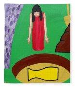 Crock Of Gold Fleece Blanket