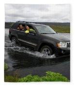 Crossing River Fleece Blanket