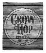 Crow Hop Brewing Fleece Blanket