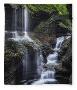 Crown Jewel Square Fleece Blanket