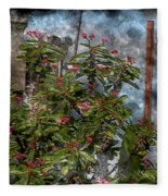 Crown Of Thorns - Featured In Beauty Captured And Nature Photography Groups Fleece Blanket