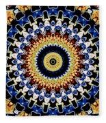Crowning Glory Fleece Blanket