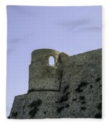 Cruenta Pugna Fleece Blanket