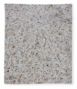 Crushed Shell Sidewalk Fleece Blanket