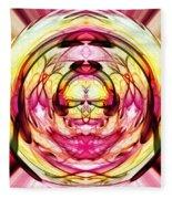 Crystal Ball 1 Fleece Blanket