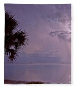Crystal Beach 2 Fleece Blanket