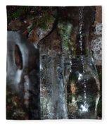 Crystal Ice Fleece Blanket