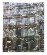 Crystal Ornaments Fleece Blanket