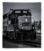Csx 2668 Fleece Blanket