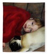 Cuddle Time Fleece Blanket