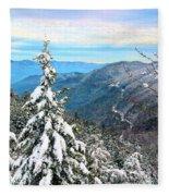 Cumberland Gap Fleece Blanket