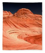 Cupcakes And Canyons Fleece Blanket