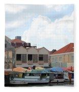 Curacao Fleece Blanket