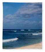 Curvature Fleece Blanket