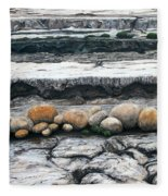 Cushion Bush Dam Fleece Blanket
