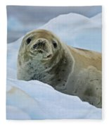 Cute And Cuddly... Fleece Blanket