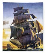 Cutty Sark Fleece Blanket