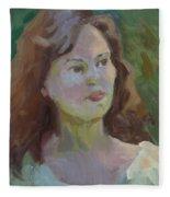 Cynthia Fleece Blanket