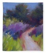 Cypress Passage Fleece Blanket
