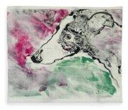 Cyrus Fleece Blanket