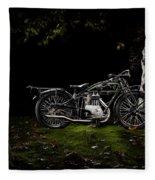 D-rad R04 In A Forest Fleece Blanket