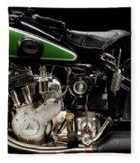 D-rad R11 Engine Fleece Blanket