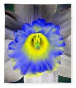Daffodil Dreams - Photopower 1919 Fleece Blanket
