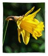 Daffodil - Impressions Fleece Blanket