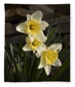 Daffs Fleece Blanket